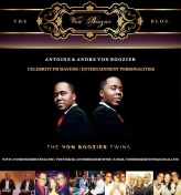 THE VON BOOZIER TWINS BLOG
