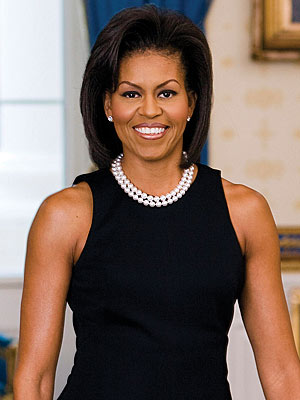 Happy 50th Birthday Michelle Obama