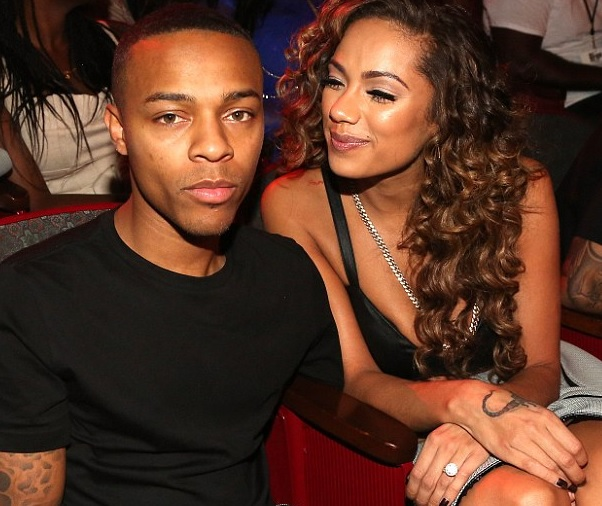 "Bow Wow Thinks Erica Mena's Reveal Of Her Miscarriage Was ""Attention Seeking"" + They're Over!"